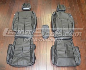 2008 2012 Nissan Altima Coupe Leather Seat Covers Custom Interior New