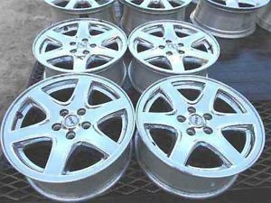 "Jeep Liberty 17"" Chrome Alloy Wheel Rims Set LKQ"