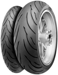 Conti Motion 120 70 17 Front 180 55 17 Rear Continental Motorcycle Sport Tires