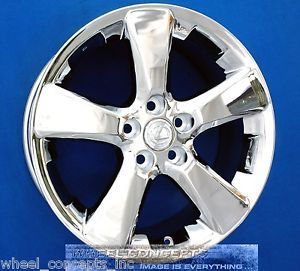Lexus RX350 18 inch Chrome Wheel Exchange RX330 RX 350