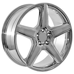 Mercedes Benz CLK 350 Wheels