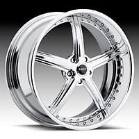 "24"" MHT Dub Rims Wheels Tires Challenger Charger Asanti"