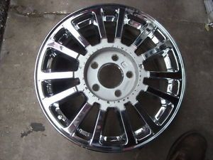 Cadillac DHS 03 05 Rim Wheel 16 inch Factory Chrome Used Alloy