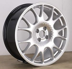 "18"" CH Motorsport Alloy Wheels 5x100 Staggered not BBs OME VW Golf MK3 GTI VR6"