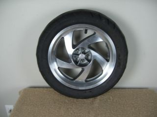 GL1800 Honda Goldwing Rear Wheel and Tire Dunlop D250