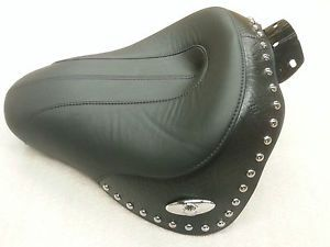 Harley Davidson Heritage Softail Stock Seat 52505 07 Studded