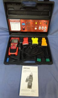 Craftsman Can OBD2 1 Scan Tool Kit 20899 Ford Toyota Automotive Scanner