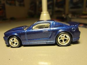 about Custom 2013 Hot Wheels 2007 Ford Mustang Custom Real Rider