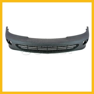 1995 1999 Chevy Cavalier 2 4DR Front Bumper Cover Charcoal Non Primered w O Z24