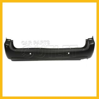 04 10 Toyota Sienna Rear Bumper Cover Assembly w Sensor