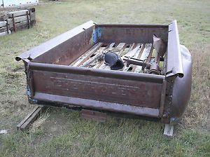 Chevy Pickup Truck Box Bed 1945 1946 1947 1948 1949 1950 1951 1952 1953