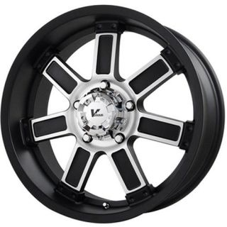 20x9 Black V Rock Diesel 5x5 0 Wheels Nitto Terra Grappler 305 55 20 Tires