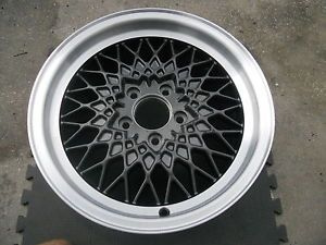 "16"" Lincoln Mark LSC Mesh Alloy Wheel 1 BBs Style PT F1LC1007DA 1991 1994"