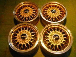 BBs RZ Alloy Wheels 5x114 3 Lug 15x7 ET35 Great Condition