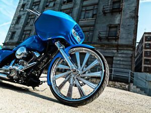"26"" inch Custom Motorcycle Wheel for Harley Davidson Bagger"