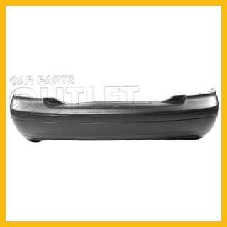 2005 2007 Ford Focus ZX4 Rear Bumper Cover New FO1100385 Primered Plastic Wo St