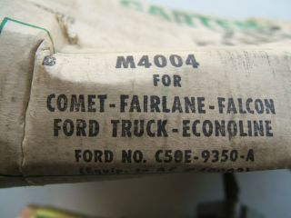 M4004 Ford Fairlane Comet Mechanical Fuel Pump