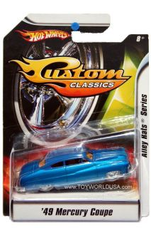 Hot Wheels Custom Classics Alley Rats 1949 Mercury Coupe