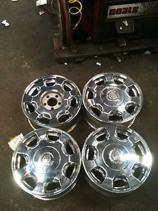 Cadillac DeVille Rims Wheels