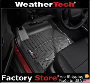 WeatherTech Floor Mats Ford Escape