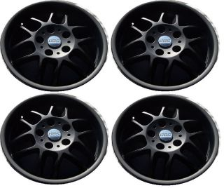 "Set of 4 New 20x9"" 2007 2013 Toyota Tundra Flat Black BBs Wheels Rims"