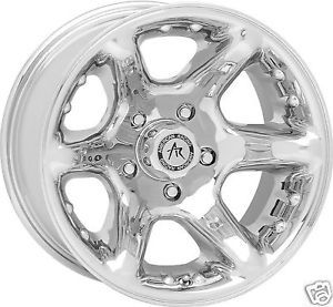 "16"" x 8"" American Racing AR160 Atlas Ford Expedition F150 Navigator Wheels Rims"