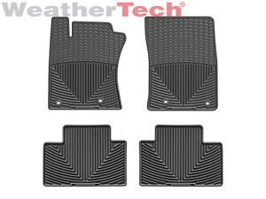 Weathertech® All Weather Floor Mats Toyota 4Runner 2013 Black