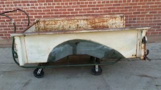 1940 46 Vintage Chevy Truck Short Bed Step Side Box from California