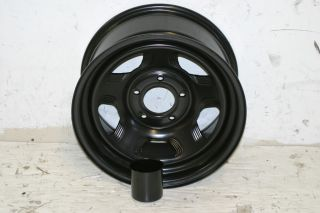1 Black Rock 941 Dune Wheel 16x8 5x4 5 87 06 YJ TJ ZJ XJ