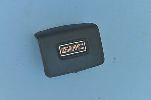 Steering Wheel Center Cap Horn Emblem Button Pad Truck Pickup GMC Contact Jimmy