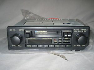 Vintage Blaupunkt Newport SQR29 Sqr 29 Car Am FM Radio Cassette Player
