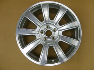 "Bentley Original Factory Wheel for Continental GT GTC '04 ""10 19x9 ET41"