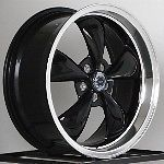 22 inch Black Wheels Rims Chrysler Dodge 300 300C SRT8 Charger Challenger 5x115
