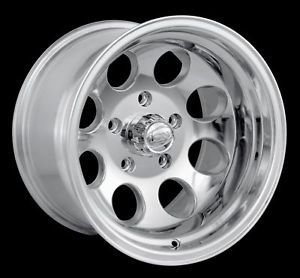 Ion 171 Wheels Rims 15x10 Fits Jeep Wrangler Grand Cherokee YJ Ford Ranger