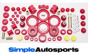 Honda Prelude 92 96 Energy Suspension Bushing Kit