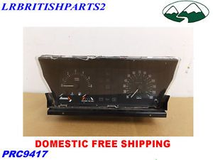 Land Rover Speedometer Instrument Panel Range Rover Classic PRC9417