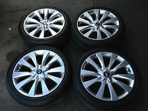 19'' 2013 2012 Hyundai azera Factory Wheels Rims Tires 18 20 70828