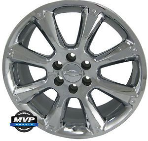"Factory 22"" Chevy GMC Cadillac CK916 Wheel Rim MD05410U85"