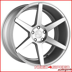 "20"" Hyundai Genesis Coupe Stance SC 6IX SC6 Concave Staggered Wheels Rims"