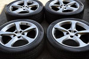 "20"" Camaro SS Wheels Rims Tires 2013 2014 Factory Stock Wheels Tires 5578"