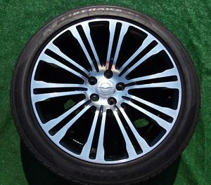 Ford Factory 20 inch Wheels