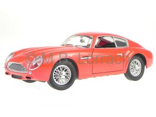 Aston Martin DB4 Red Diecast Model Car 927728 Yatming 1 18