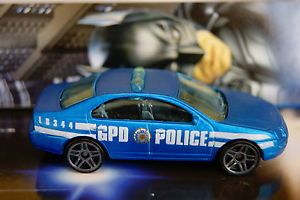 Hot Wheels Batman Series Gotham Police Dept Ford Fusion