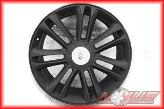 "New 24"" Cadillac Escalade Platinum Black Wheels Chevy Tahoe GMC Yukon Denali 20"