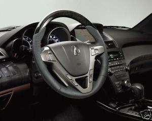 2007 09 Acura MDX Wood Grain Steering Wheel