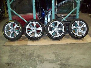 2009 2010 2011 2012 2013 Honda Accord Acura TL Wheel Rim Tire Set 18 Inch