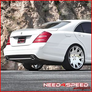 "20"" Benz S400 S550 S600 S63 S65 MRR HR3 Concave VIP Silver Staggered Wheels Rims"