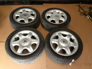 97 98 99 Acura CL 2 2 CL 2 3 Wheels Rims Stock Factory 4 Lug 6 Star X4