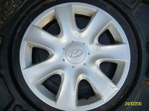 "One 15"" Hyundai Sonata 02 08 Hub Cap Wheel Covers"