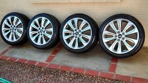 "Hyundai Sonata 18"" Alloy Wheels Tires 2011 2012 2013"